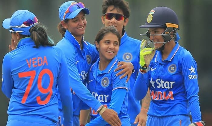 Live Cricket Score India Vs West In S Icc Womens World Cup  Ind Win By  Wickets