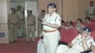 योग दिवस की तैयारियों में जुटे दो IPS अधिकारी आपस में भिड़े, वीडियो हुआ वायरल