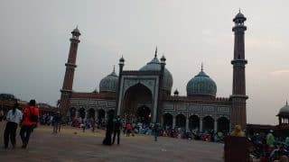 Unlock 2: Jama Masjid to Reopen For Namaz From July 4. Details Here