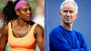 John McEnroe softens stance on criticism of Serena Williams