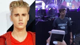Justin Bieber's hot security guard Boy Roeles is internet's newest crush (See Pictures)