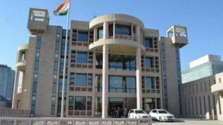 काबुल स्थित भारतीय दूतावास में गिरा रॉकेट, सभी लोग सुरक्षित