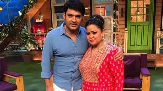 Bharti Singh's post will SHUT everyone who is talking about her fight with Kapil Sharma