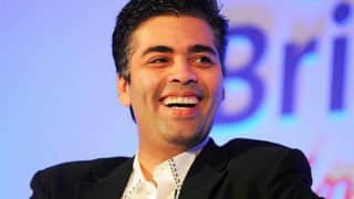 Karan Johar is the happiest dad on this Father's Day! See Picture