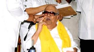 Karunanidhi 'Perfectly Fine', Don't Believe in Rumours: DMK