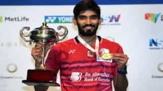 Yearender 2017: PV Sindhu, Kidambi Srikanth Make 2017 a Special Year For Indian Badminton