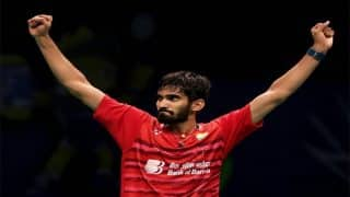 LIVE| Srikanth Kidambi beats Chen Long 22-20, 21-16 to win Australian Open Super Series final