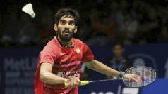 Kidambi Srikanth Off to an Impressive Start, Beats Sergey Sirant 21-13, 21-12