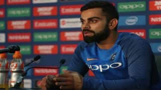 Adam Gilchrist asks critics not to judge Virat Kohli on one game