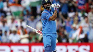 वनडे रैंकिंगः कोहली नंबर वन पर बरकरार, विंडीज पर 5-0 की जीत से दूसरे, दो हार से चौथे स्थान पर होगी टीम इंडिया