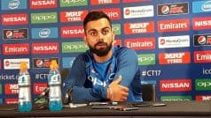 It Was One of Our Most Balanced Performances, Says Virat Kohli