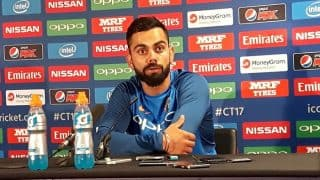 Will Select 20-25 Players Who Will Form 2019 World Cup Core Group: Virat Kohli