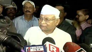 'Bihar Ki Beti' Meira Kumar has been nominated only to lose, says Nitish Kumar