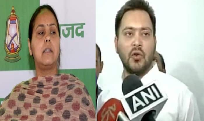 Income Tax Department seizes benami properties of Misa Bharti, Tejashwi Yadav