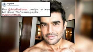 R Madhavan shares a shower selfie, makes Dia Mirza and other women go weak in the knees!