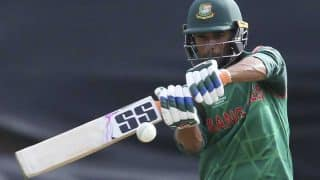ICC Cricket World Cup 2019: Mahmudullah May Play Against India, Says Mashrafe Mortaza