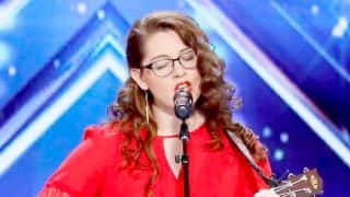 America's Got Talent's deaf contestant Mandy Harvey stuns audience & judges with her singing (Watch Video)