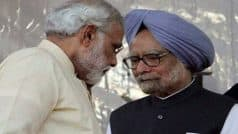 Jobless Growth    Slipping Into    Job-loss Growth   : Manmohan Singh's Scathing Attack on Modi Govt