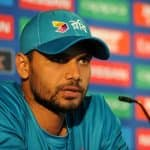 'Becoming Prime Minister in 10-15 Years?' Mashrafe Mortaza's Epic Response to Reporter Aead of India vs Bangladesh ICC World Cup 2019 Game is Unmissable   WATCH VIDEO