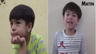 It is difficult to take your eyes off Matin Rey Tangu in his audition clip posted by Salman Khan - watch video
