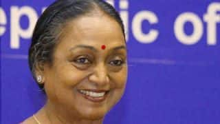 Presidential Election 2017: Meira Kumar is 'delighted,' 'grateful' over her nomination