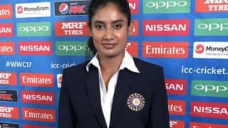ICC Women's World Cup 2017: This is how Mithali Raj responded when asked about her favourite male cricketer