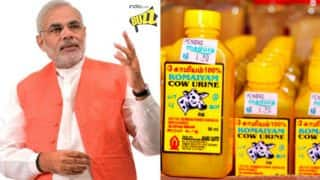 Modi Kurta, Kamdhenu cow urine medicines and cosmetic products available online soon on RSS-owned online shopping portal