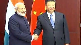 SCO Summit: PM Modi to Meet Chinese President Xi Jinping Tomorrow; Terror Will Form Substantial Part of Discussion