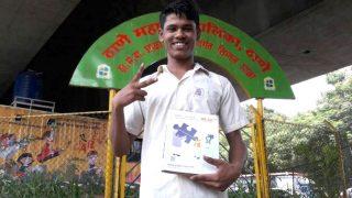 Mumbai street boy Mohan Kale scores 83 per cent in Class 8 after attending 'signal school'