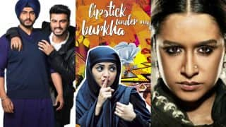 Lipstick Under My Burkha preponed to avoid clash with Mubakaran and Haseena biopic?
