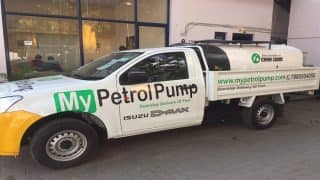 Mypetrolpump: India's first diesel home delivery service launched in Bengaluru