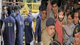 Separatist Leader Yasin Malik Produced Before NIA Court in Terror Funding Case