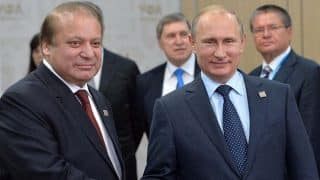 Pakistan welcomes Russian President Vladimir Putin's mediation offer to ease tensions with India