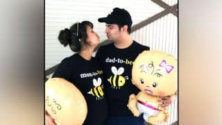 It's a boy for Karan Mehra and Nisha Rawal - view pic!