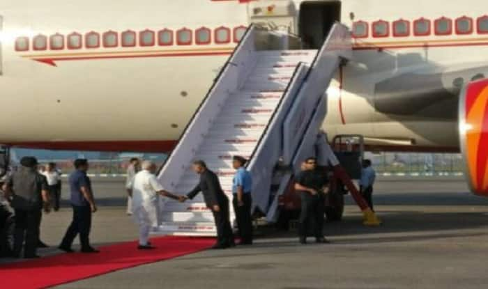 Indian PM Modi visits Portugal on trip to meet with Trump