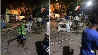 Following India's defeat against Pakistan in Champions Trophy final violence erupted in some parts of the country