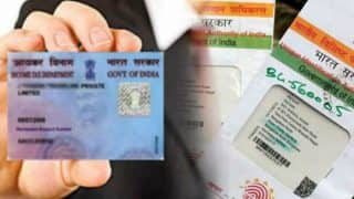 Linking of Aadhaar with PAN number mandatory: True or false?