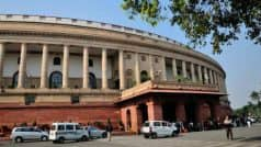 Winter Session of Parliament to be Held From December 15 to January 15, Government Appeals For Cooperation From Opposition