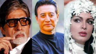 Parveen Babi accused Danny Denzongpa of being Amitabh Bachchan's 'agent'! Danny shares shocking details of his relationship with late actress