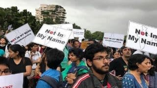 Not in my name: Thousands protest in Delhi, Mumbai, other cities against lynching, hate crimes; all you need to know