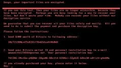 Petya ransomware hits Europe after Wannacry, Ukraine PM Volodymyr Groysman calls attack 'unprecedented'