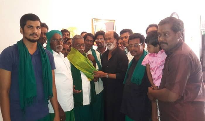 Rajinikanth reminded of a promise made 15 years ago: Donation of Rs 1 crore to farmers