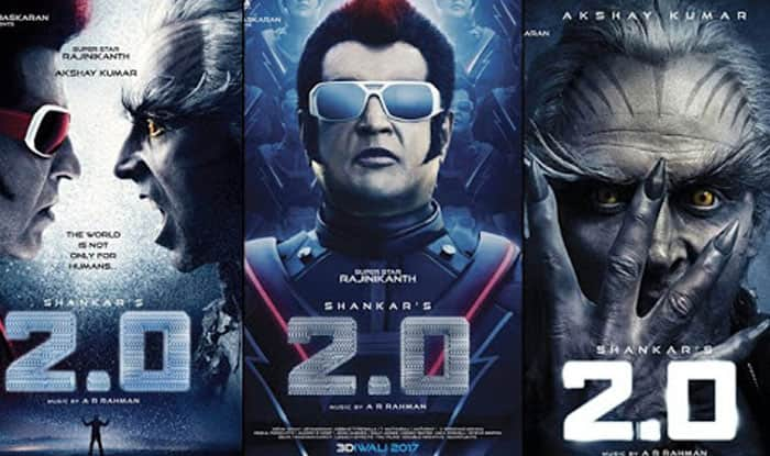 Double Celebration! 2.0 Trailer To Release On Superstar Rajinikanth's Birthday