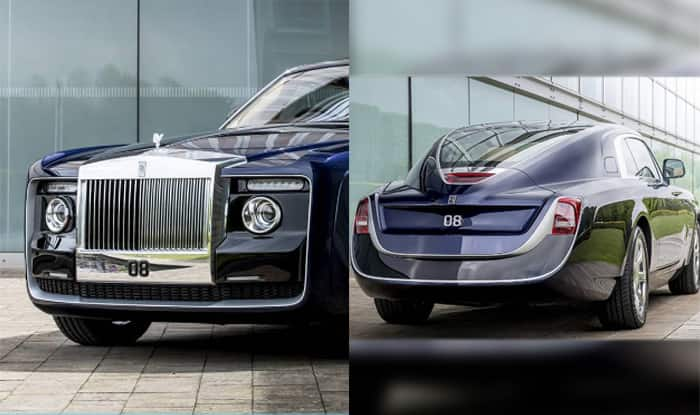 Rolls Royce Sweptail World S Most Expensive Car