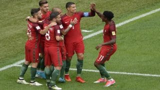 Confederation Cup 2017: Cristiano Ronaldo helps Portugal into semifinal as Mexico knock out hosts Russia