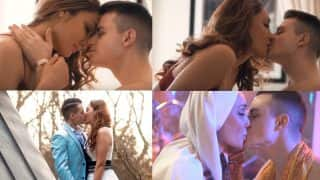 Sofia Hayat shares intimate love making music video with husband Vlad Stanescu on Instagram!