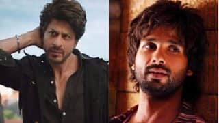 Shah Rukh Khan took cues from Shahid Kapoor for his Jab Harry Met Sejal act! We got proof!