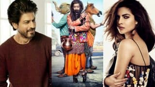 Shah Rukh Khan and Priyanka Chopra have hilarious reactions to Riteish Deshmukh and Vivek Oberoi's Bank Chor spoof posters!