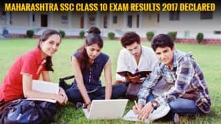 Maharashtra SSC Results 2017 Declared at mahresult.nic.in: Girls fare better than boys, pass percentage dips marginally to 88.74