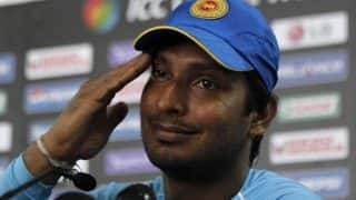 Kumar Sangakkara to Take Over as MCC President on Oct 1